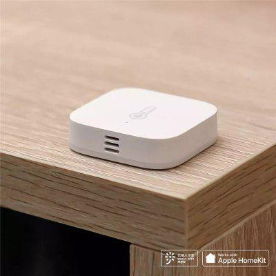 Aqara Temperature Sensor Smart Air Pressure Humidity Environment Sensor from Xiaomi Youpin