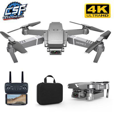 2020 NEW E68 Drone HD wide angle 4K WIFI 1080P FPV Drones video live Recording Quadcopter Height To maintain Drone Camera Toys Image