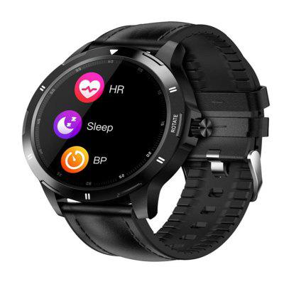 2020 K15 Smart Watch Men New Rolling Menu Relojes Inteligentes Temperature Smarth Watch Changable Strap For Android IOS PK G20 Image