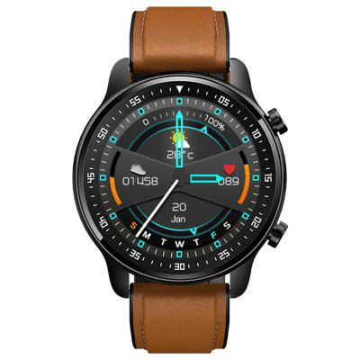 MT1 Men Smart Watch 2020 Fashion Business Smartwatch Bluetooth Call Sports Health Tracking Watches For Huawei Xiaomi ios Image