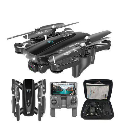 S167 GPS Drone With Camera 5G RC Quadcopter Drones HD 4K WIFI FPV Foldable Off-Point Flying Photos Video Dron Helicopter Toy Image