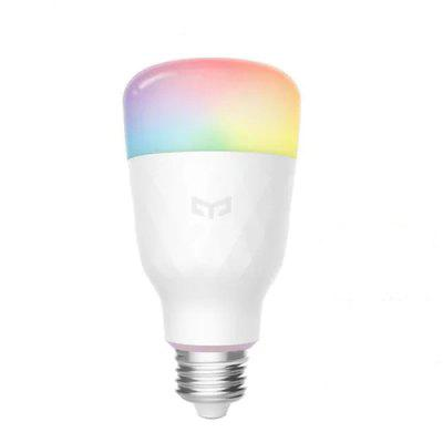 Yeelight Smart LED Bulb Colorful 800 Lumens 10W E27 Lemon Smart Lamp Xiaomi Ecosystem Product
