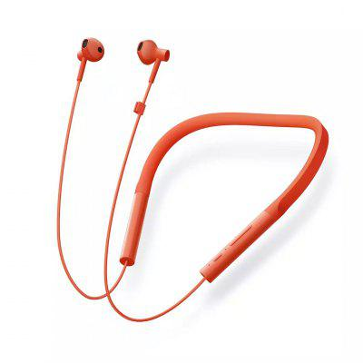 Newest Xiaomi Collar Bluetooth Headset Youth Version Neckband Sports Earphone Fast Charge Mi Wireless Headphone D5