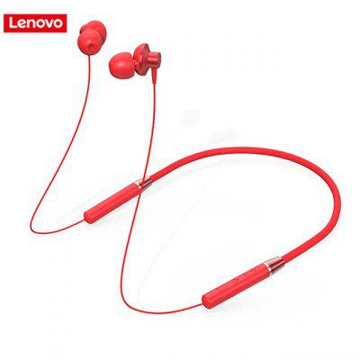 Lenovo HE05 Bluetooth 5.0 Neckband Wireless headphones Stereo Sports Magnetic Headphones Sports Running IPX5 Waterproof Headset наушники xiaomi millet sports bluetooth headset youth edition black