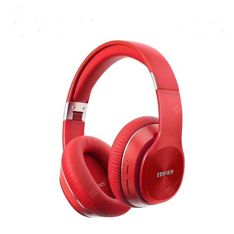 EDIFIER W820BT Bluetooth Headphones CSR Technology Foldable Design Wireless Earphone Dual Batteries Up To 80 Hrs Playback Time