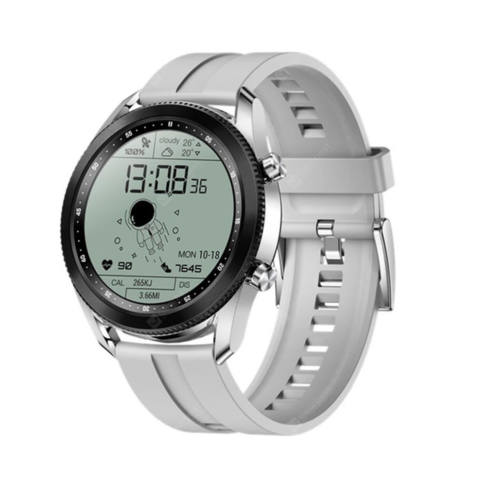 Smart Watch Men TK88 Rotating Bezel Screen Bluetooth Music Weather Forecast Blood Presure SPO2 Smartwatch For Android iPhone