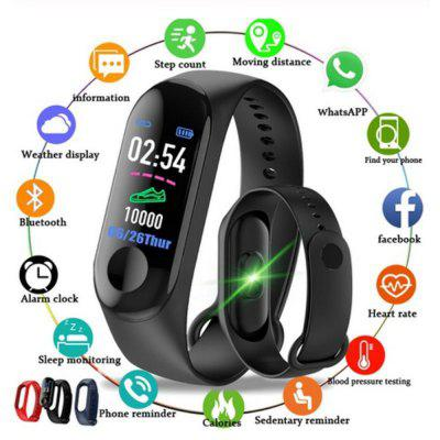 NewLand Bracelet M3 Health Bluetooth Smart Band