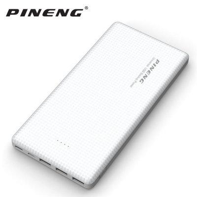 Power Bank Pineng 20 000mah Extra Portable Battery  for iphone Samsung Xiaomi Earphone