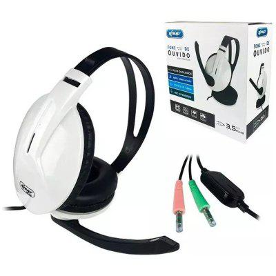Headset Gamer C Microfone E Volume Call Of Duty