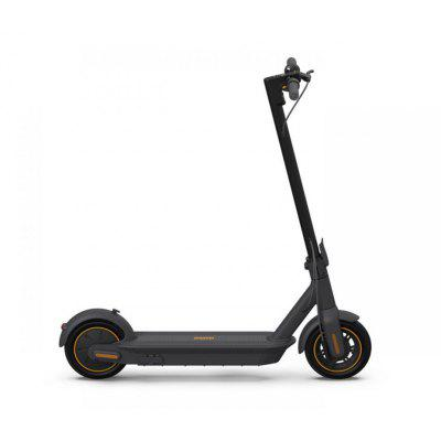 Pre-sale Original Ninebot MAX G30 KickScooter 10 inch folding 65km Max Mileage Double Brake Skateboard With APP