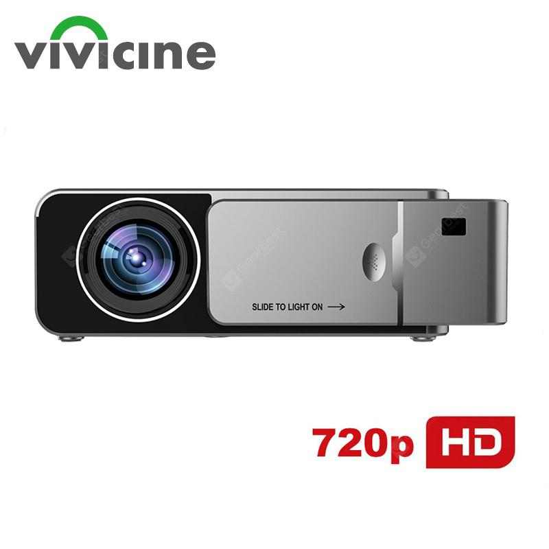 VIVICINE V200H 1280x720p Portable HD Projector With HDMI USB For Home Theater - V200H Basic Spain