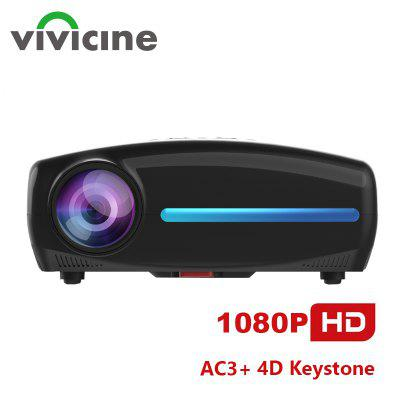 Vivicine S2 Mais Nova Opção de Projetor 1080p Android 9.0 Full HD LED Projetor de Vídeo Home Theater