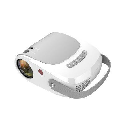 Vivicine 2021 Newest 720p HD Home Theater Video Projector