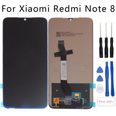 Xiaomi original 6.3-inch touch LCD is suitable for Redmi Note 8-black