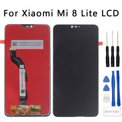 Original xiaomi LCD touch screen for Xiaomi Mi 8 lite -Black