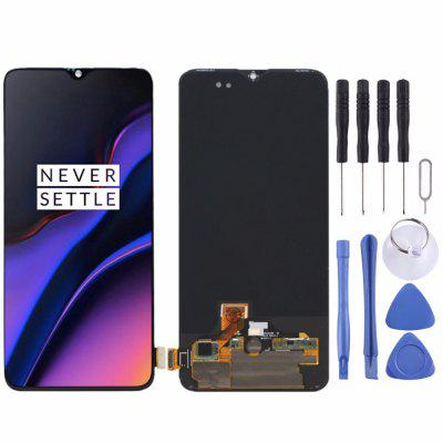 Original OnePlus touch LCD for OnePlus 6T-Black