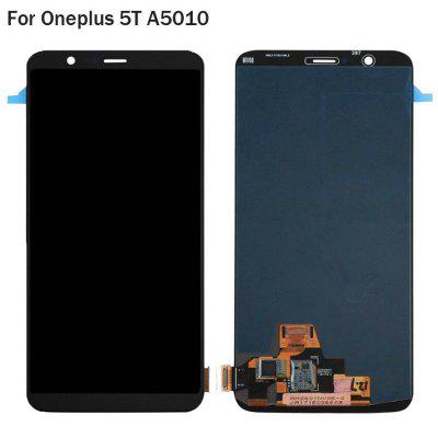 Original Oneplus touch LCD for Oneplus 5T-Black