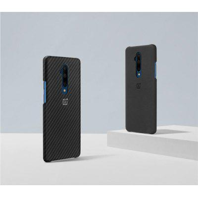 Original OnePlus 7T Pro Personalized Case Sandstone Black