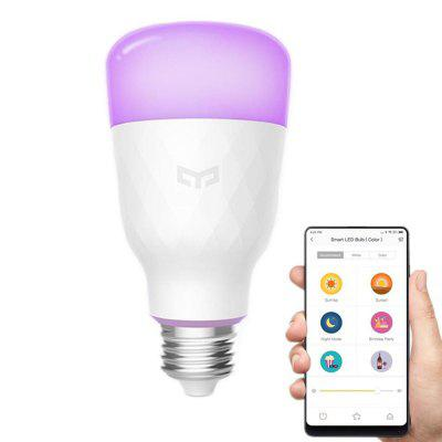 Yeelight Colorful Bulb E27 Smart APP WIFI Remote Control Smart LED Light Xiaomi Ecosystem Product