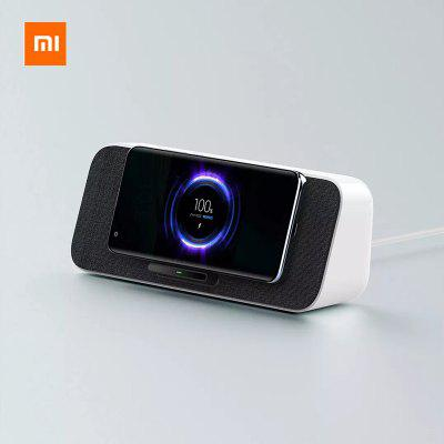 Xiaomi BT Speaker Fast Wireless Charger 30W MAX BT5.0 Home Music Speaker