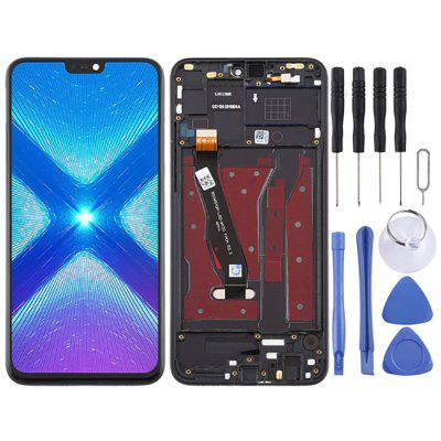 Original Huawei Honor 8X Touch LCD Screen With Frame