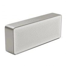 Original Xiaomi Mi BT Speaker Square Box 2 Estéreo portátil HD Calidad de sonido Soundbox Bass Music Reproductor de audio Amplificador de música V4.2 1200mAh