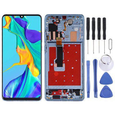 Original Huawei P30 Pro Touch LCD Screen With Frame