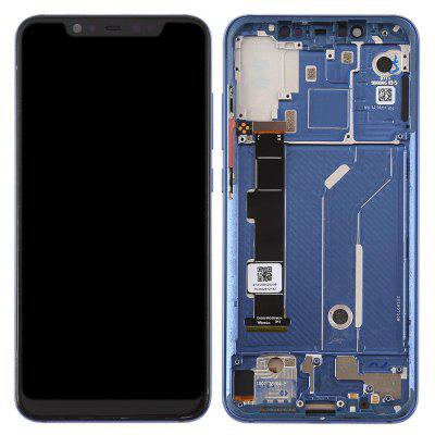 Original Xiaomi Mi 8   6.21inch  Touch LCD Screen With Frame