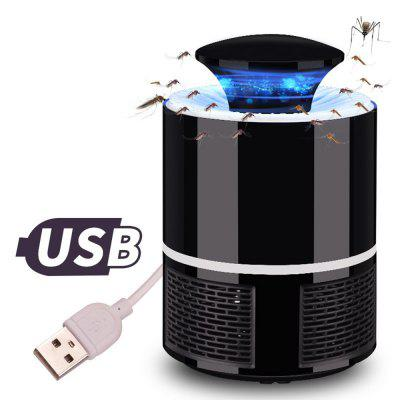USB Electric Mosquito Killer Lamp Pest Control Electronics LED Light