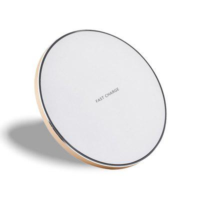 Fast Wireless Charger 7.5W for iPhone X 8 8 Plus 10W