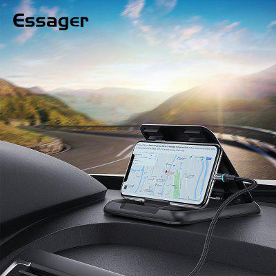 Essager Dashboard Car Phone Holder for iPhone Xiaomi mi Adjustable Mount Holder For Phone in Car
