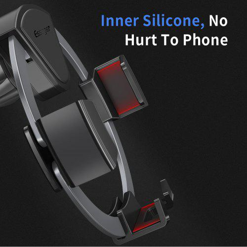 Essager Car Phone Holder For iPhone 11 Pro Max Samsung Holder for Phone in Car Air Vent Mount Stand