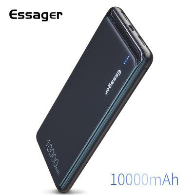 Essager Power Bank 10000mAh Portable Charging PowerBank 10000 mAh External Battery For Xiaomi iPhone