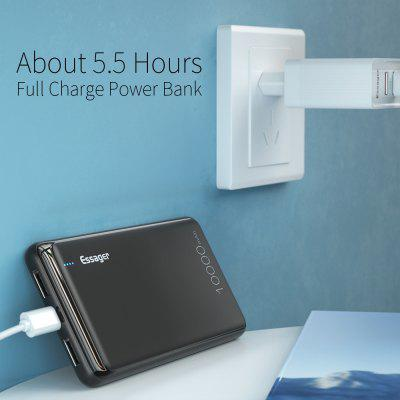 Essager 10000mAh Power Bank at Only $9.99 to Make You Worry-free away from Power Grid