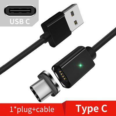 Essager Magnetic Type C USB Fast Charging Cable For iPhone Samsung Huawei 3m Micro USB Cable