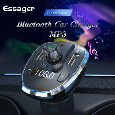 Essager USB Car Charger FM Transmitter at Only $5.99! What a Good Deal for Car Owners!
