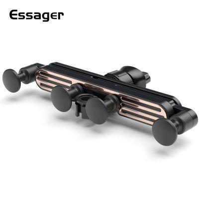 Essager Gravity Car Phone Holder For Phone In Car Universal Air Vent Car Mount Holder For iPhone