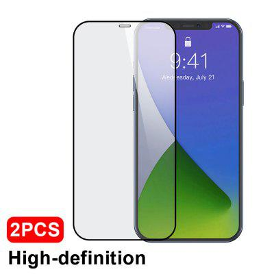 Essager Screen Protector Tempered Glass For iPhone X Xr Xs 11 12 Mini Pro Max 12Mini Full Cover Protective Tempered Glass For iPhone12 for iphone xr x xs max glass screen protector tempered glass camera lens protective film for iphone xr x xs max screen protector