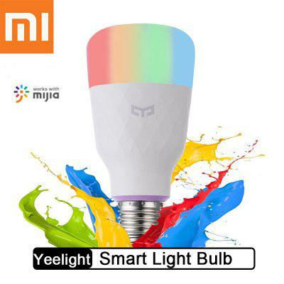 Xiaomi Yeelight Smart LED Bulb Colorful Smart Lamp For Mi Home App White RGB for Option