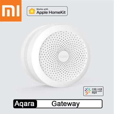 Xiaomi Aqara Hub Gateway with RGB Led night light Smart work with Mi home App
