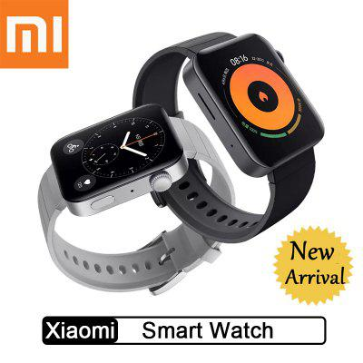 New Arrival Xiaomi Smart Watch Android Wristwatch Sport Bluetooth Fitness Tracker Image
