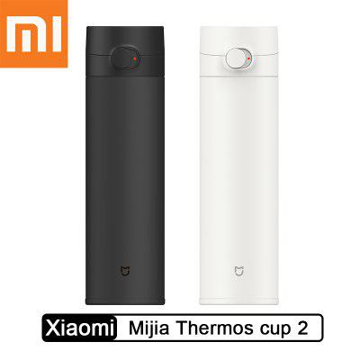 Xiaomi Mijia Vacuum Bottle 2 316L Stainless Steel 6H Keep Hot  Cold Thermos Insulation Bottle