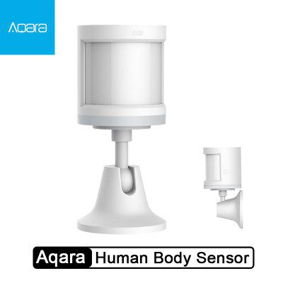 Aqara Human Body Sensor Smart Body Movement PIR Motion Sensor APP Control-Xiaomi Ecosystem Product