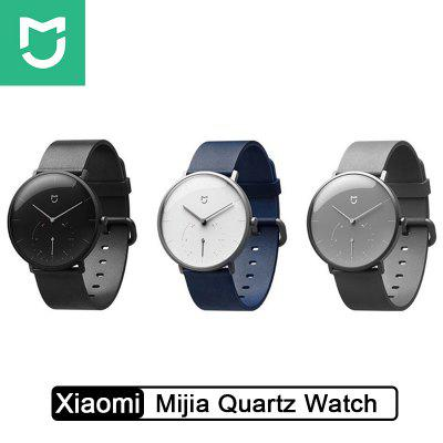 Xiaomi Mijia Quartz Smart Watch Waterproof Mechanical Pedometer Intelligent Reminder
