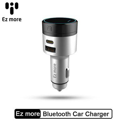 Ez mais Smart Bluetooth Car Charger Gesture AI Control de Xiaomi youpin