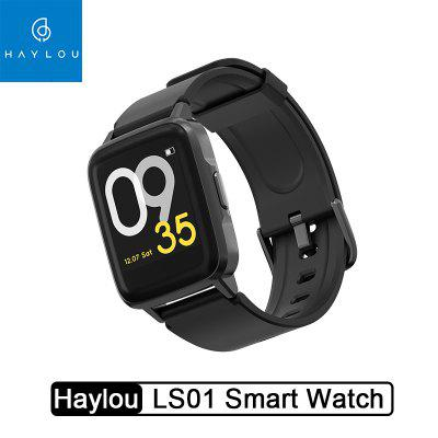 Haylou LS01 Smart Watch 9 Sport Modes for Android ios Fashion Women Men Smartwatch