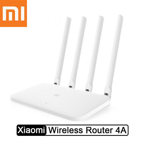 Xiaomi Mi Router 4A 100M 1000M 2.4GHz 5GHz WiFi Dual Band AC 1200M - Audio y video portátil