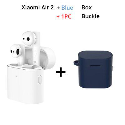Фото - Xiaomi Airdots Pro 2 TWS Bluetooth Air 2 Mi True Wireless Earphone 2  - Airdots pro 2 white 2020 new xiaomi airdots 2 tws wireless earphone bluetooth 5 0 dsp noise reduction handsfree earbuds tap control with mic