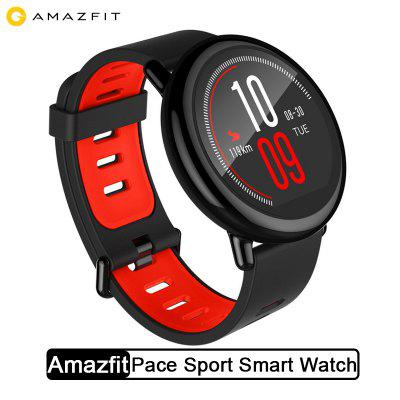 Amazfit Pace Smart Watch GPS Smartwatch Wearable Devices Smart Watches 1.2GHz 512MB 4GB sport watch