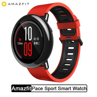 Amazfit Pace Smart Watch GPS Smartwatch Wearable Devices Smart Watches 1.2GHz 512MB 4GB sport watch Image
